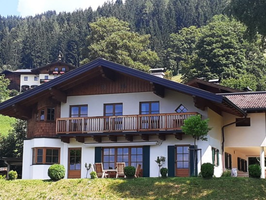 Sommeransicht Appartement Thunhart, Urlaub in Altenmarkt-Zauchensee